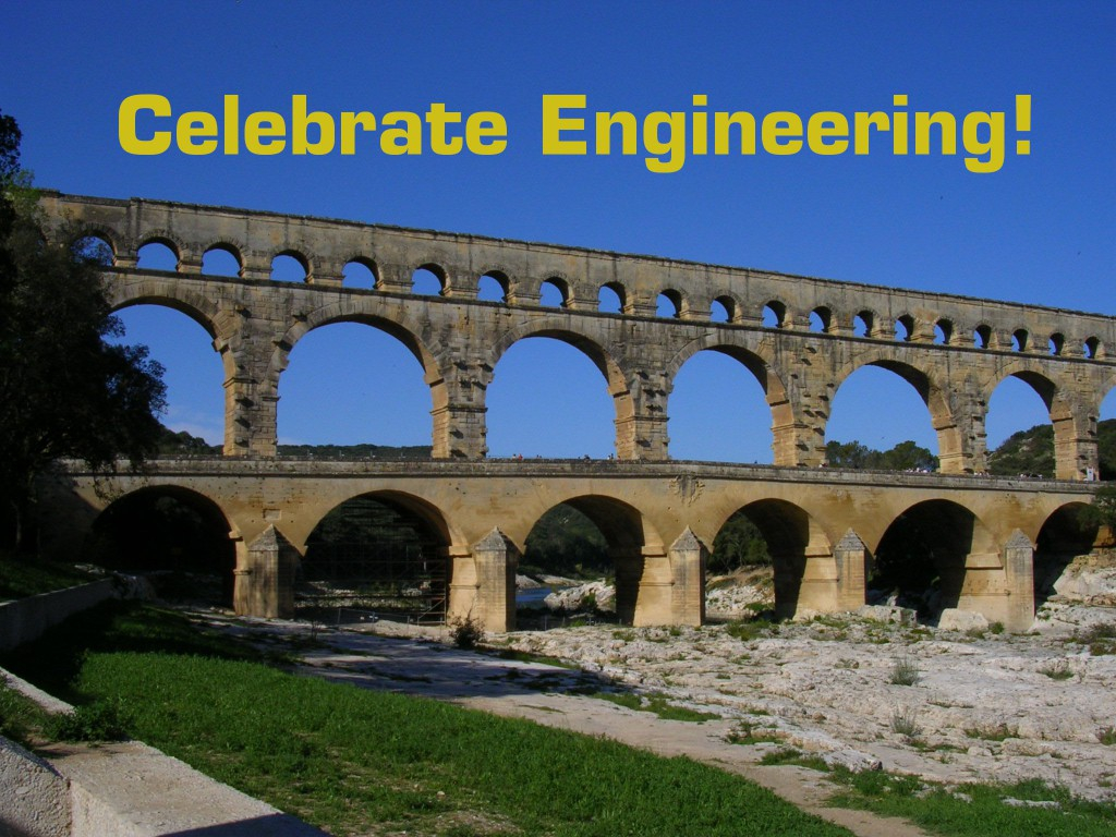 Engineers Week Aqueduct